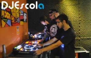 Curso de DJ Curso de Férias