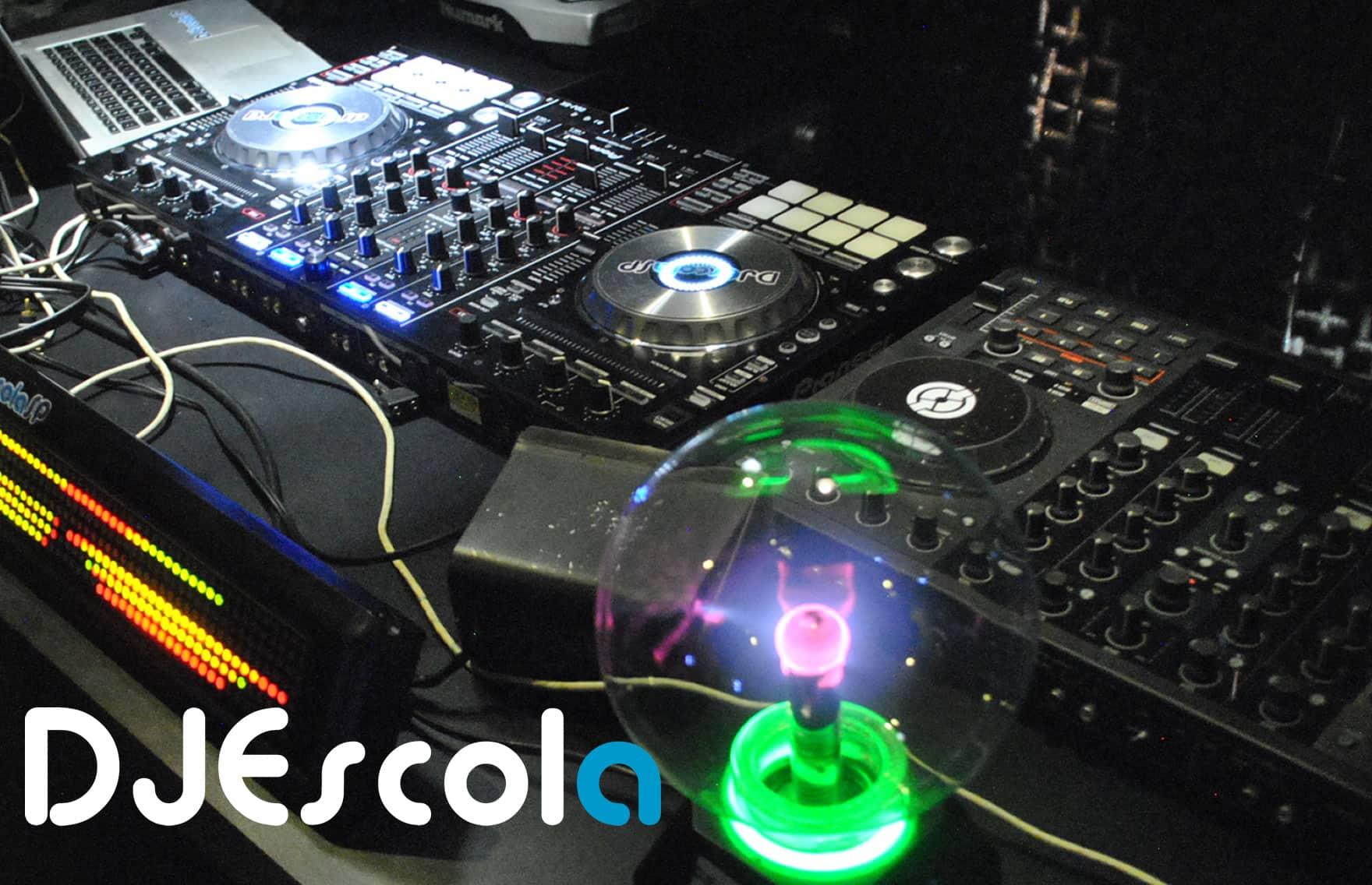 Curso de DJ e Produtor Musical