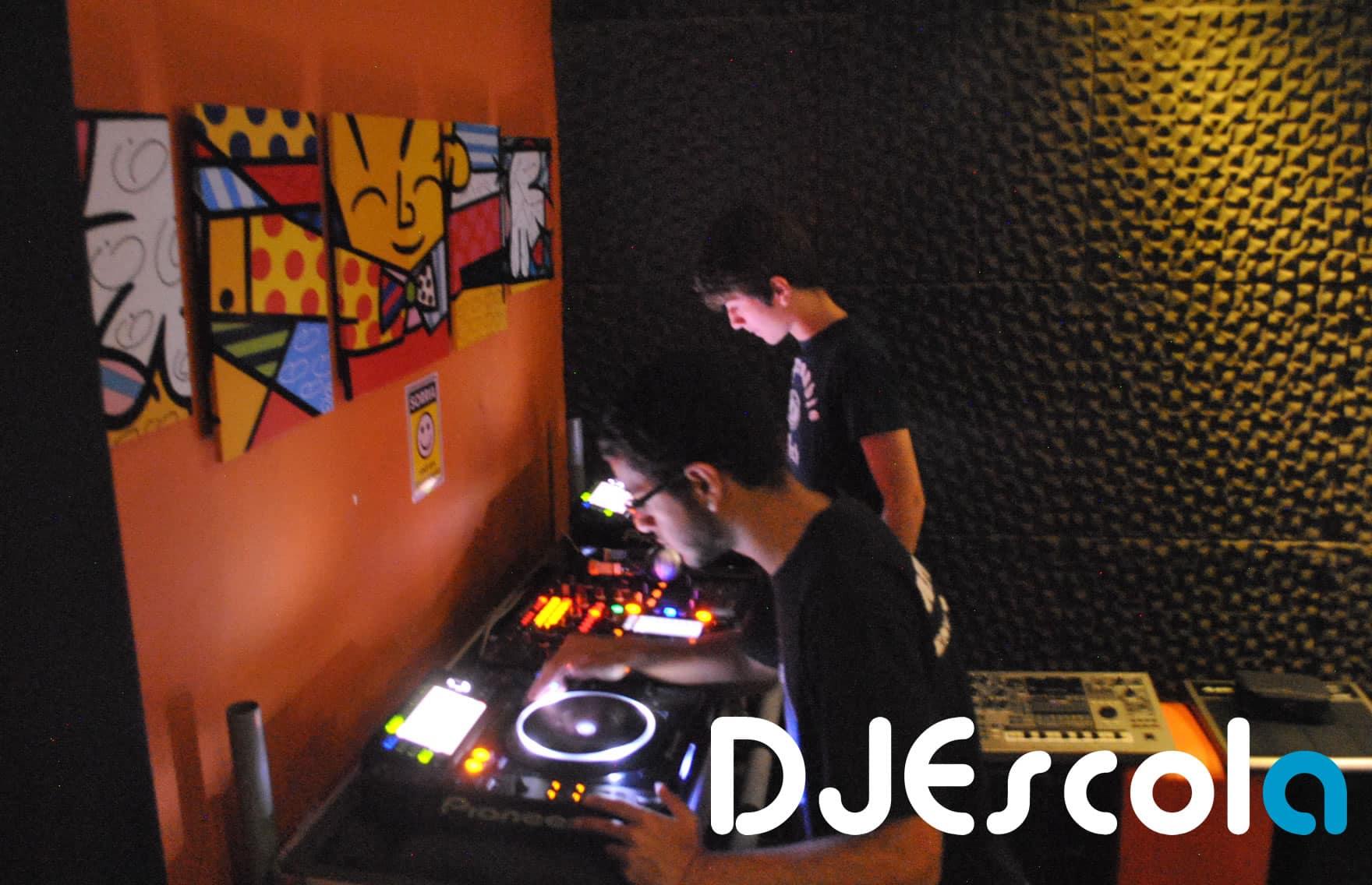 Curso de DJ em campo Grande
